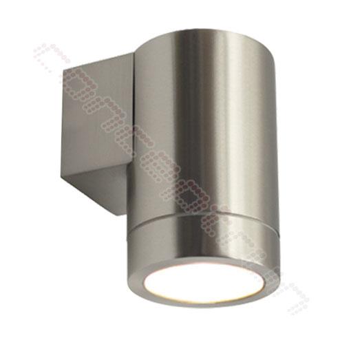 led au enlampe au enleuchte wandlampe au enbeleuchtung up and down gu10 230v ebay. Black Bedroom Furniture Sets. Home Design Ideas
